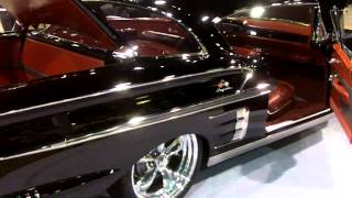 Download Rare 1958 Chevy Impala at World Of Wheels Chicago 2013 [HD] Video