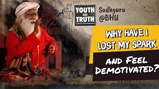 Download Why Have I Lost My Spark and Feel Demotivated? #UnplugWithSadhguru Video