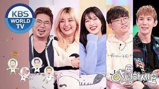 Download Guests : Kim Johan, Red Velvet's Seulgi & Joy, Faker, Seo Dohyun[Hello Counselor/ENG,THA/2018.11.26] Video