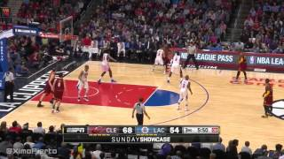 Download Cleveland Cavaliers vs LA Clippers - Full Game Highlights | March 13, 2016 | NBA 2015-16 Season Video