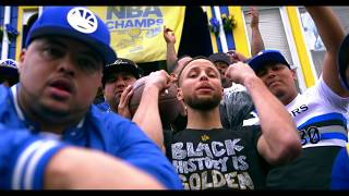 Download WARRIORS (Cameo By Steph Curry) - Bizzle Feat. K. Allico Video