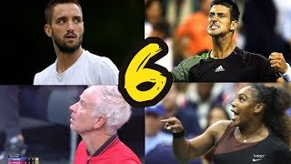 Download Tennis Fights 6 Video