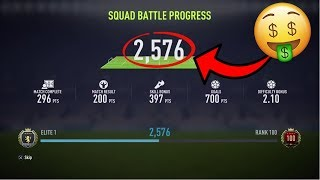 Download *WORKING* FIFA 18 SQUAD BATTLES GLITCH!!🤑💰 2,000+ POINTS EVERY GAME EASILY! (FIFA 18 Glitch) Video