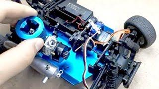 Download Nitro Engine on Car - RC Car Fix - Nitro arabamı tamir ettim... Video