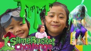 Download Slime Bucket Challenge Lifia Niala - Slime Baff Get Slimed for Charity Video