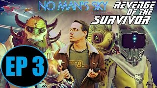 Download No Man's Sky ★ SURVIVAL MODE EP3 HIDING IN HERIDIUM Video