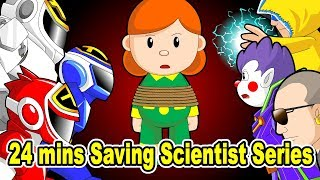 Download 24 mins Citi Heroes Series 10 ″Saving Scientist″ Video