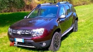 Download NEW DACIA DUSTER 4WD FAMILY EDITION 2017 - FIRST TEST DRIVE OFF ROAD ONLY SOUND Video