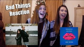 Download BAD THINGS MUSIC VIDEO REACTION Machine Gun Kelly ft. Camila Cabello Video