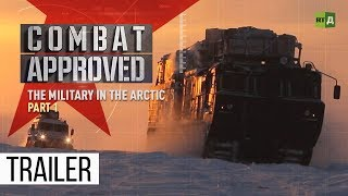 Download The military in the Arctic: ATVs put to the frozen test in blizzards & ice (Trailer) Premier 13/08 Video
