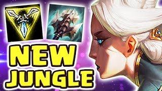 Download THIS IS ABSOLUTELY NOT FAIR !! NEW BEST JUNGLER EVER (25 KILLS FULL AD CAMILLE JUNGLE) - Nightblue3 Video