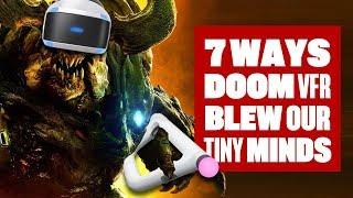 Download 7 ways DOOM VFR blew our tiny little minds Video