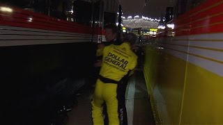 Download Sparks fly between Kenseth, Keselowski after race Video