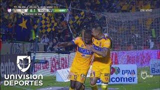 Download ¡GOL! Enner Valencia de penal a lo 'Panenka' | Tigres 1-1 Monterrey | Final IDA Apertura 2017 Video