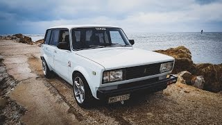 Download Car I'm in LOVE with: SR20 420whp Lada 2104 Video