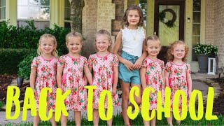 Download Blayke and the Quints' First Day of School 2019 Video