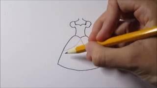 Download Prinses tekenen + uitleg! Video