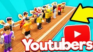 Download YOU WONT BELIEVE THIS!! (Youtuber Roblox Survivor) Video