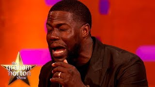 Download Kevin Hart Had A Buffalo Wing Thrown At Him In A Male Strip Club | The Graham Norton Show Video