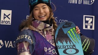 Download Meet Chloe Kim, the Snowboarder Who Makes the Halfpipe Look Easy | NYT - Winter Olympics Video