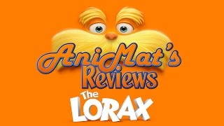 Download The Lorax - AniMat's Reviews Video