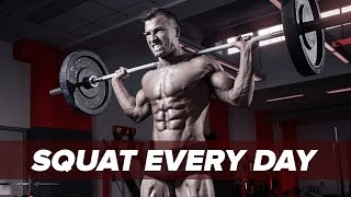 Download Squat Every Day For Big and Healthy Wheels Video