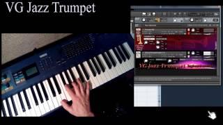 Download VST Trumpet libraries for NI Kontakt comparison. Video