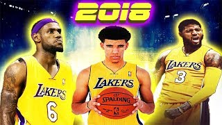 Download How the Lakers can sign 2 SUPERSTARS in 2018! LeBron to LA 2018? Video