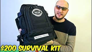 Download $200 Mystery Survival Backpack Video