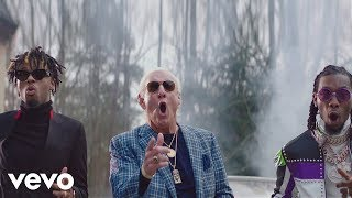 Download 21 Savage, Offset, Metro Boomin - Ric Flair Drip Video
