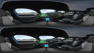 Download Active Blind Spot Monitoring System - Peugeot 208 I VR 360 Video