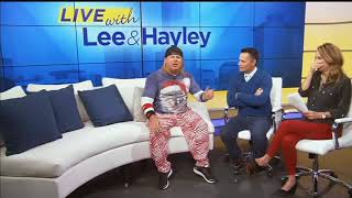 Download Live With Lee & Hayley: Donnie Baker Video