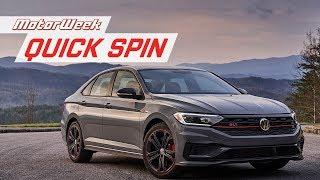 Download 2019 Volkswagen Jetta GLI | MotorWeek Quick Spin Video