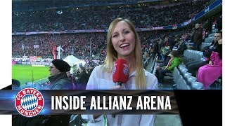 Download INSIDE Allianz Arena Video