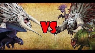 Download How To Train Your Dragon 2 - Tournament Battle 1 | SPORE Video