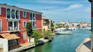 Download Port Grimaud (French Venice), French Riviera, France [HD] (videoturysta) Video
