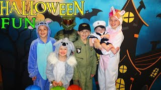 Download Halloween at The Great Wolf Lodge! Family Fun Pack Video