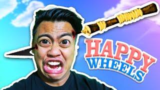 Download HARPOONED THROUGH THE HEAD! | Happy Wheels Video