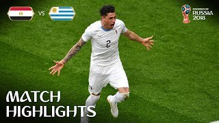 Download Egypt v Uruguay - 2018 FIFA World Cup Russia™ - MATCH 2 Video