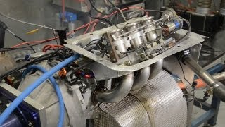 Download SCREAMING 20B rotary engine dyno ~ JPC Video