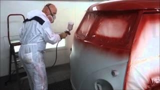 Download Painting Volkswagen T1 Video
