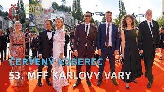 Download 53. MFF Karlovy Vary - Tim Robbins, Taika Waititi a další na červeném kobereci Video