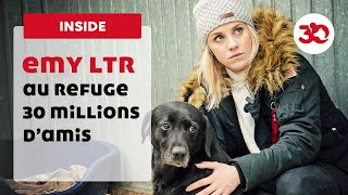 Download La youtubeuse Emy Ltr au refuge 30 Millions d'Amis Video