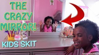 Download THE CRAZY MIRROR! ( COOL KIDS SKIT!) Video