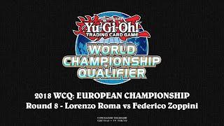 Download 2018 WCQ: European Championship - Berlin - Round 8 - Lorenzo Roma vs Federico Zoppini Video
