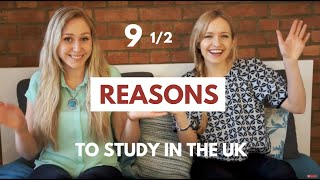 Download 9.5 Reasons Why You Should Study in the UK Video