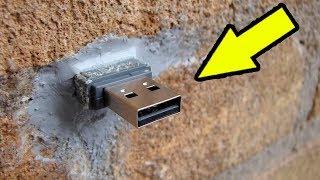 Download Duvarda USB Bulursanız, Ona Dokunmayın ve Hemen 155'i Arayın Video