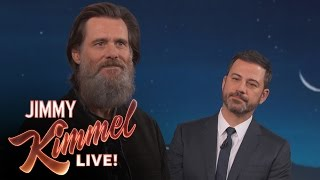 Download Jim Carrey on His Famous Beard & Leaving the Spotlight Video