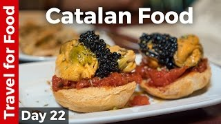 Download Incredible Catalan Food, Tapas, and Antoni Gaudí Attractions in Barcelona Video