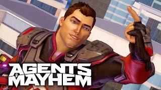 Download Agents of Mayhem - Franchise Force Trailer Video